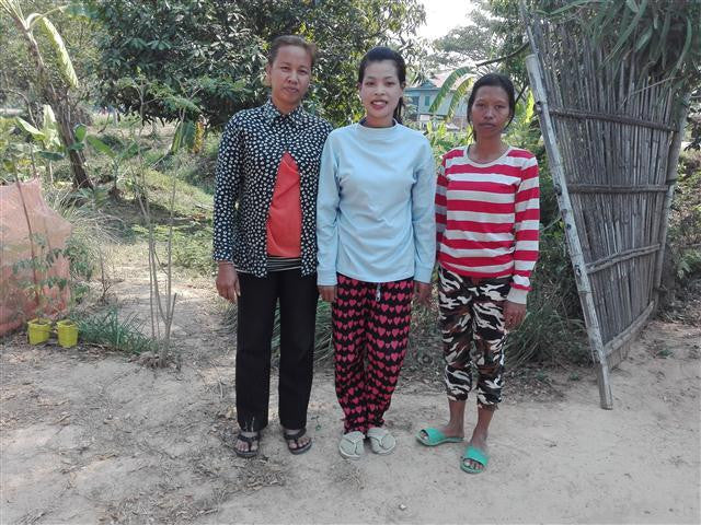 Current Loan Recipient: Srey Neang in Camboida