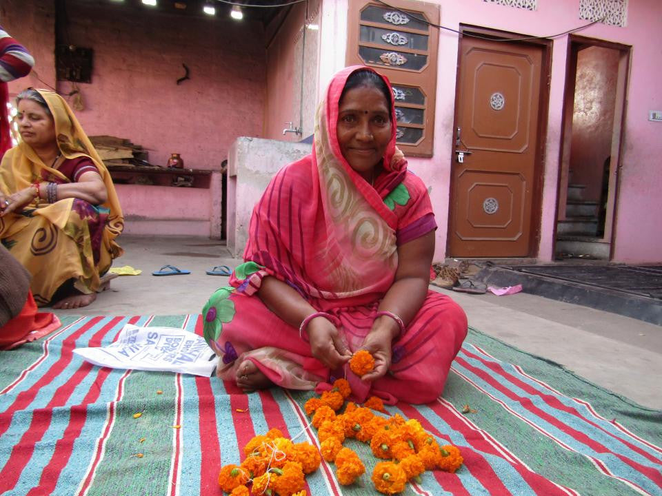 January Loan Recipient--Archana, India