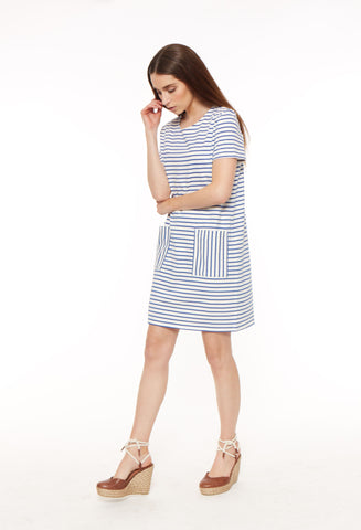 Aida Stripe Dress