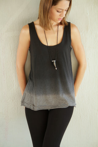 Hand Dipped Tank