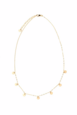 Kenna Small Chain Necklace