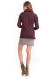 Mulberry Fleece Jacket