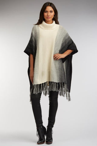 Painted Poncho