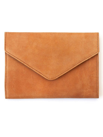 Tigist Leather Clutch