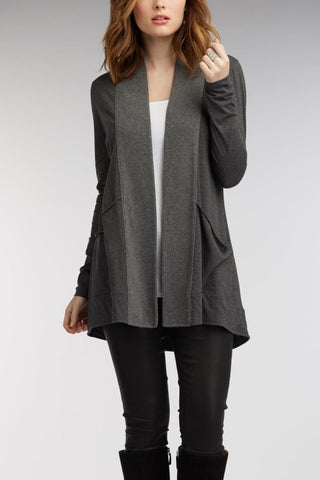 Weekender Cardigan, Organic Cotton
