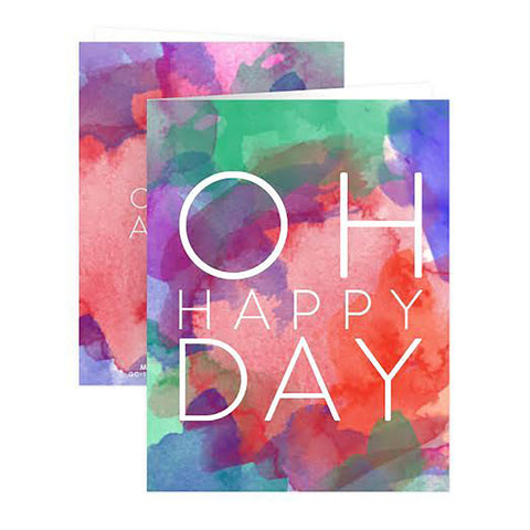 Oh Happy Day Cards