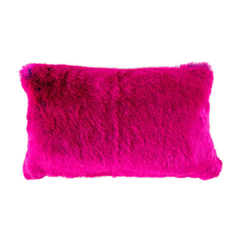 Luxe Faux Fur Pillow