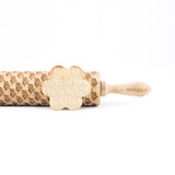 Rabbit Embossed Rolling Pin