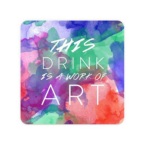 Work of Art Coasters