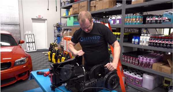 Adam's Pressure Washer Test, Dundon Motorsports Tour, Brake Buster and Hyde's Rustopper: The Week in Review for 8/5/19