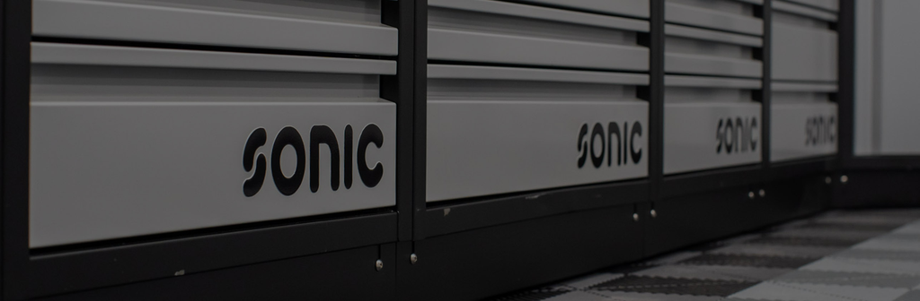 Sonic Cabinets