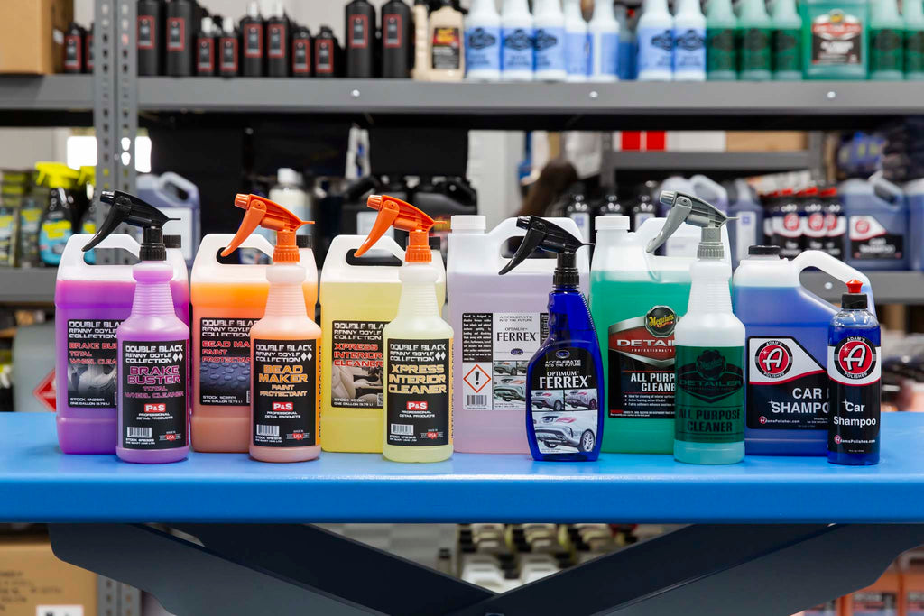 All Detailing Products