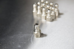 "1/4"" Female Stainless Plug"