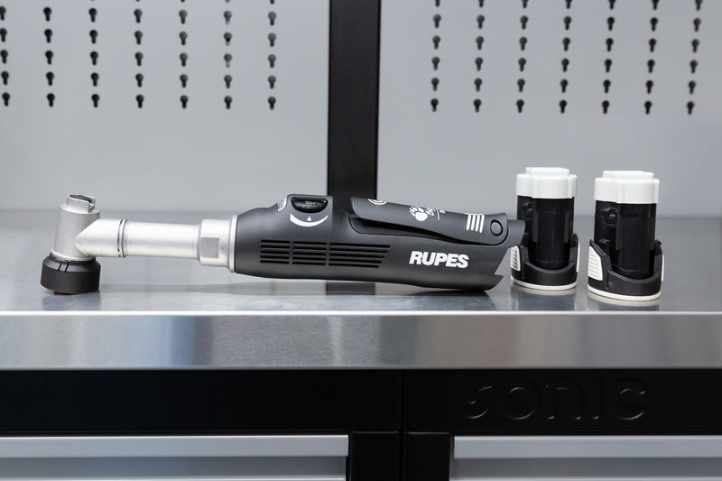 RUPES BigFoot Nano with iBrid Technology Long Neck