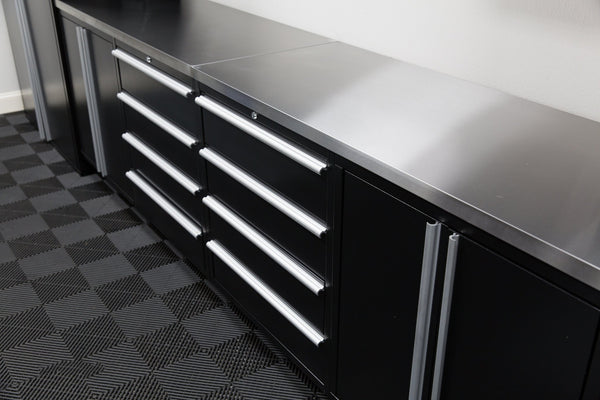 Stainless Steel Work Tops