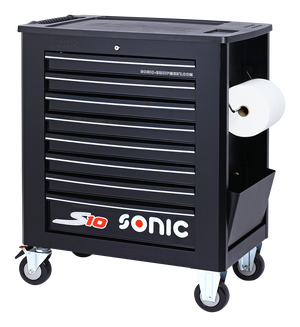 Sonic Tools Empty S10 Toolbox, 8 Drawers