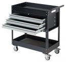 Sonic Tools Service Cart Empty with Drawers