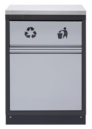 "MSS 26"" Cabinet With Recycle Bin"