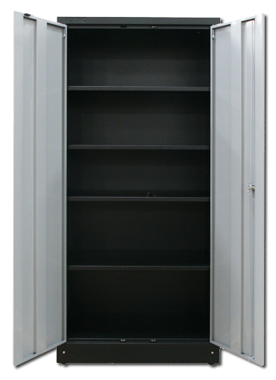 "MSS 36"" Locker With 4 Shelves"