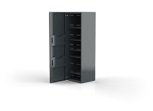 Sonic Tools MSS+ 650 Series Tall Cabinet, Left-Handed Door