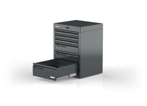 Sonic Tools MSS+ 720 Series Drawer Cabinet, 6 Drawers