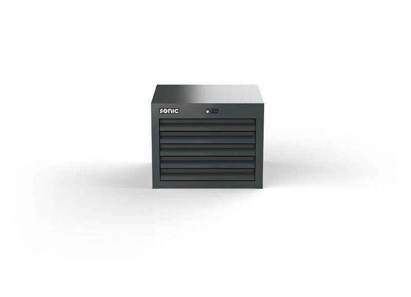 Sonic Tools MSS+ 720mm topbox, 5 drawers