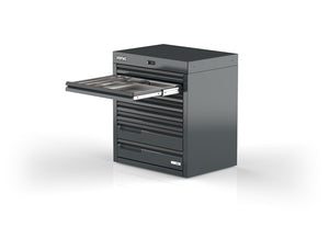 Sonic Tools MSS+ 890 Series Drawer Cabinet, 8 Drawers