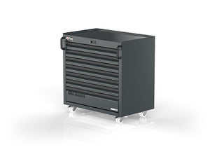 Sonic Tools MSS+ 870 Series Portable Cabinet, 7 Drawers
