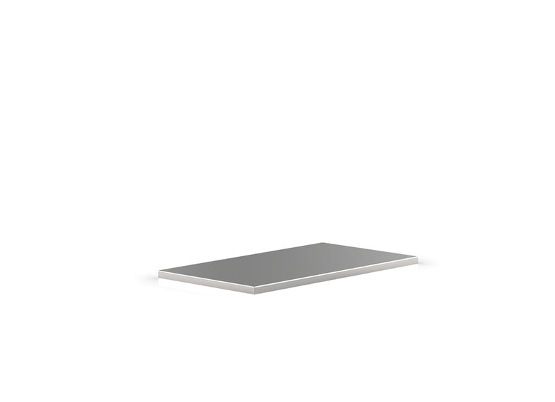 Sonic Tools MSS+ Stainless steel worktop 360x650x20mm