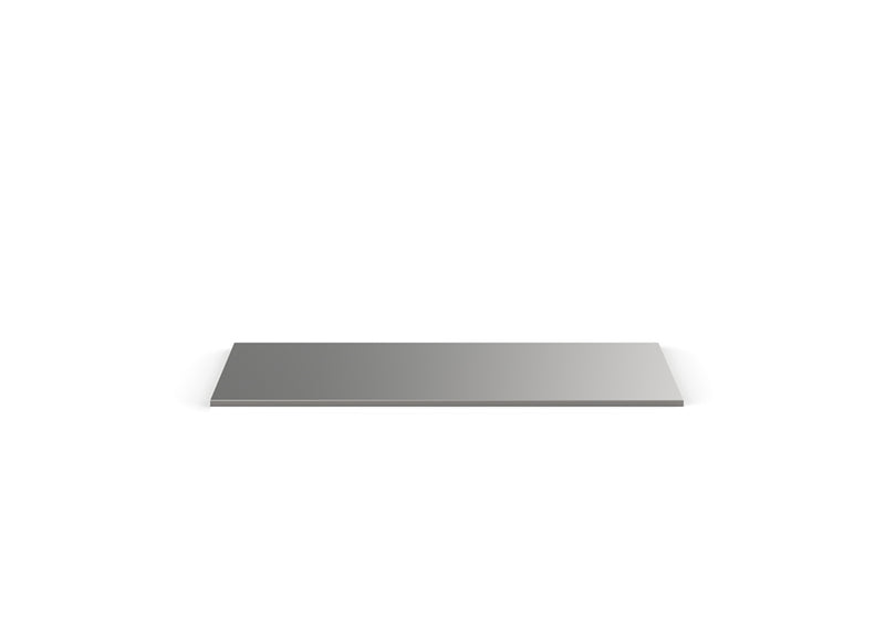 Sonic Tools MSS+ Stainless steel worktop 1441x650x20mm