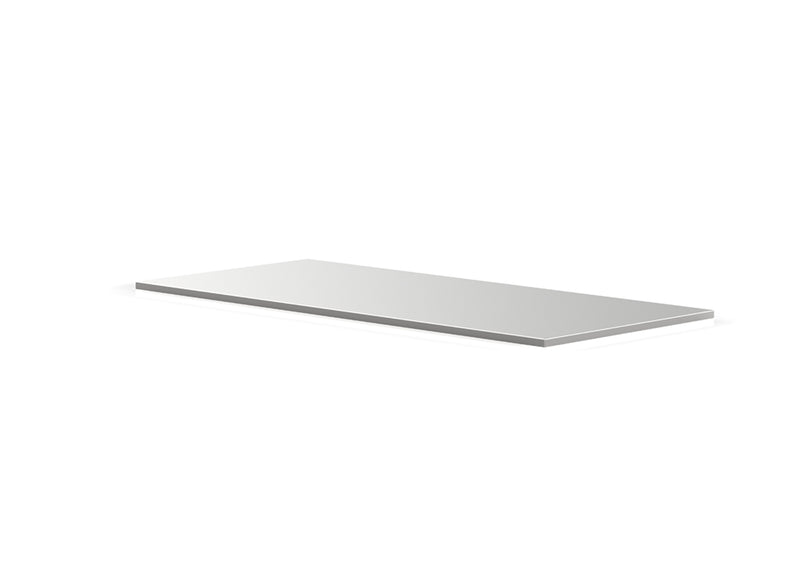 Sonic Tools MSS+ Stainless steel worktop 1611x650x20mm