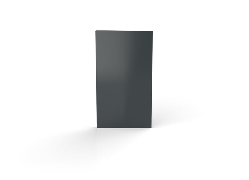 Sonic Tools MSS+ Blank Back Panel, 619x50x1104mm