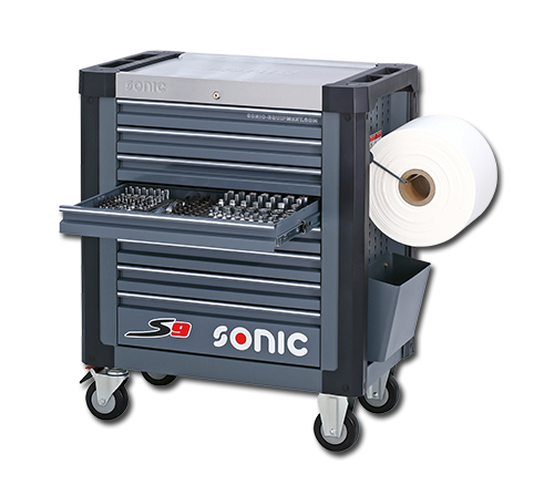 Sonic Tools S9 + Tools, 460-PCS (Heavy Duty)