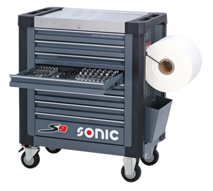 Sonic Tools S9 + Tools, 357-PCS (Metric and SAE)