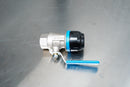 "Prevost 3/4"" NPT (Female) to 1"" Pipe Valve"