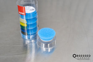 Coarse Blue Foam Pads for RUPES Nano