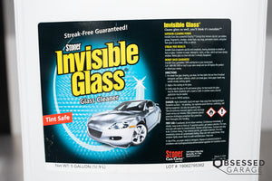 Stoner Invisible Glass - 5 Gallons