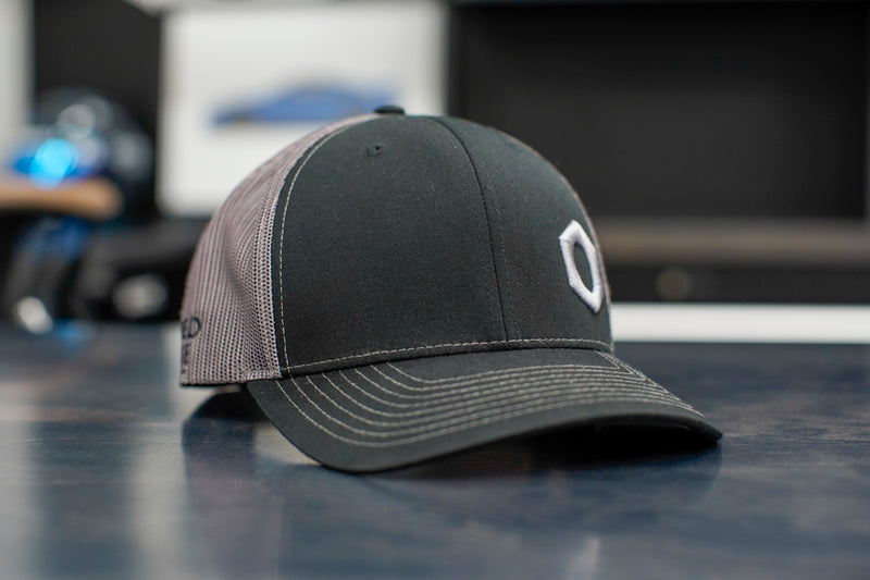 Obsessed Garage Raised Hex Snap Back