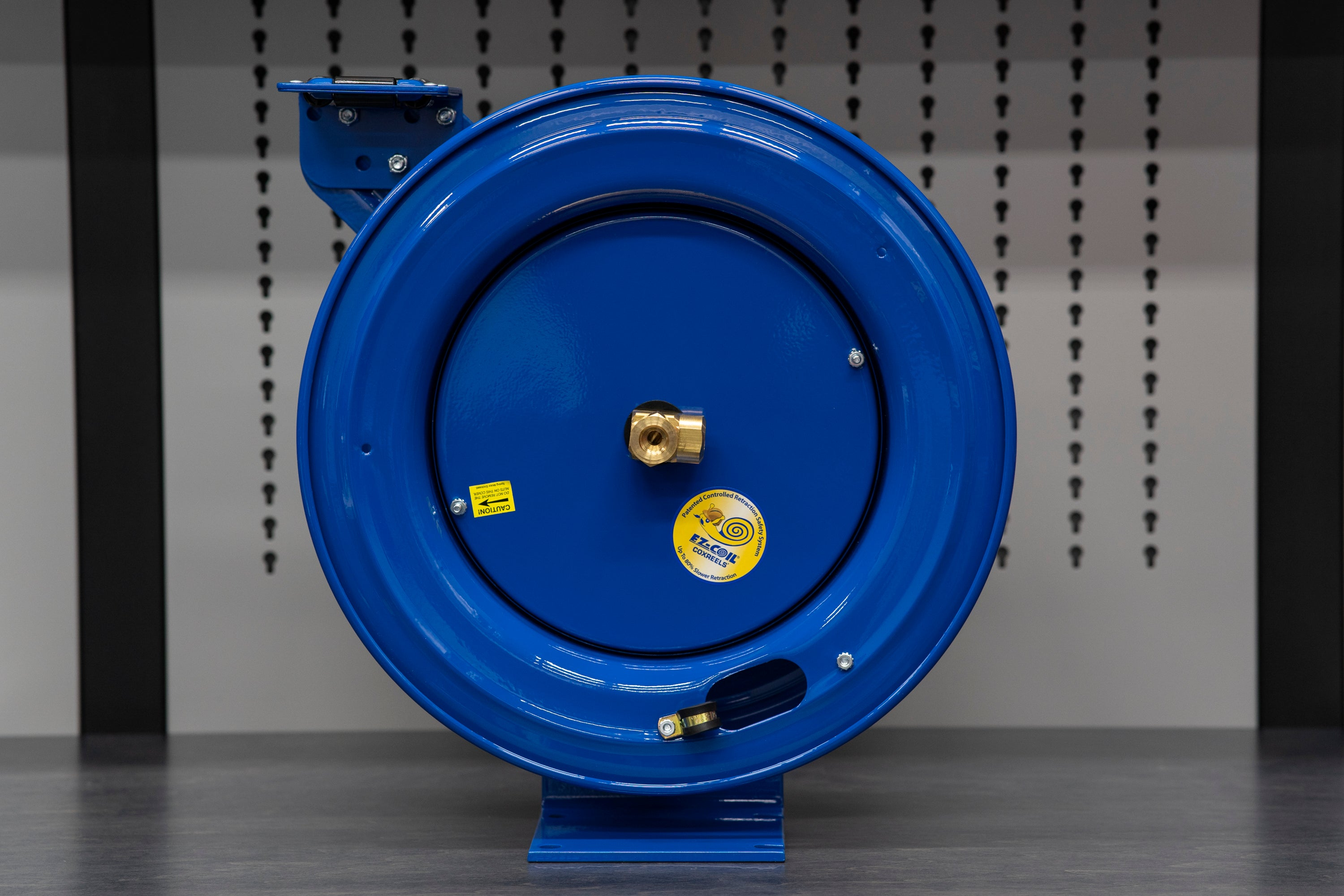 Custom Cox Air Hose Reel (No Hose)