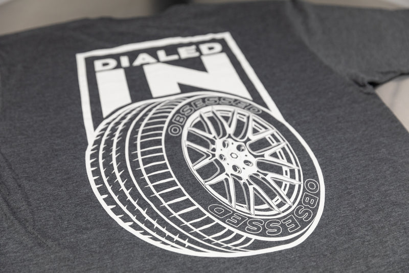 Dialed In Wheels Obsessed Garage Shirt