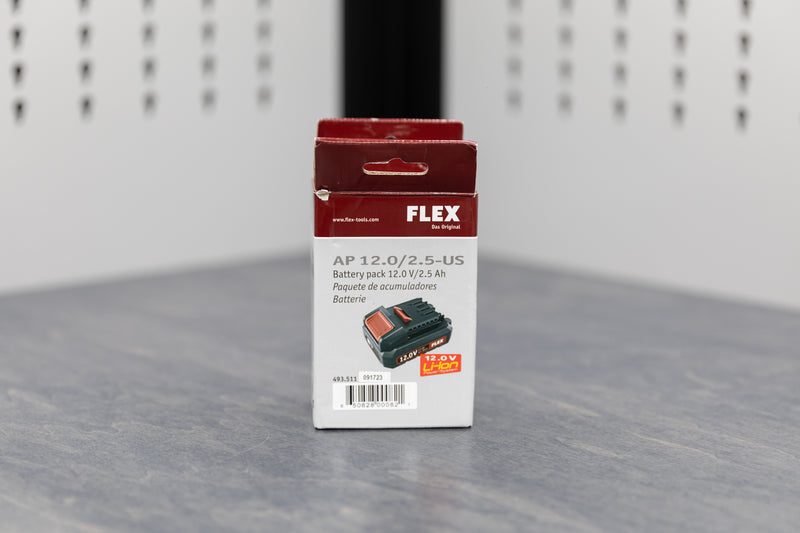 Flex 12.0V / 2.5 Amp Battery