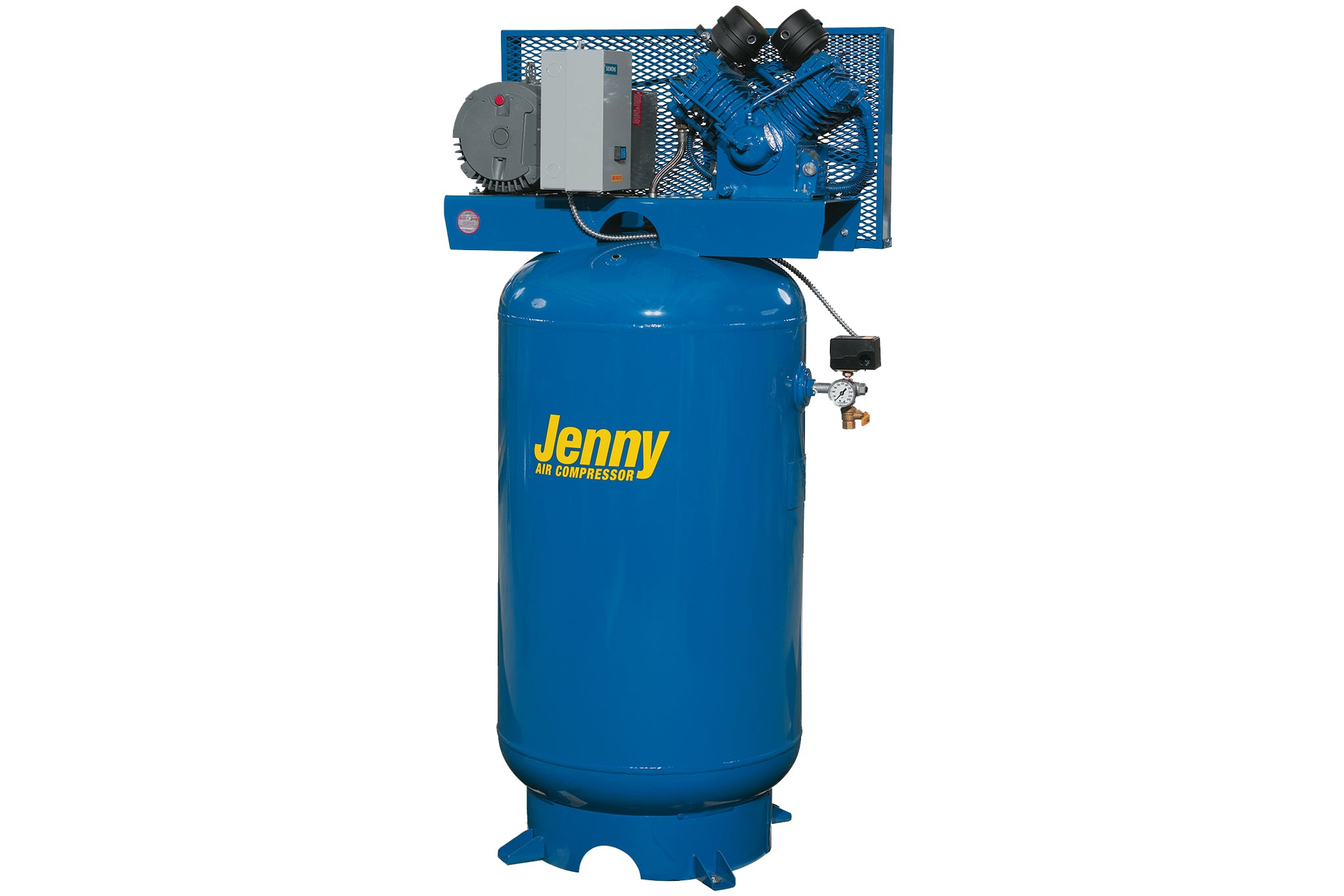 jenny g2a 60 2hp 60 gallon single stage air compressor obsessed garage