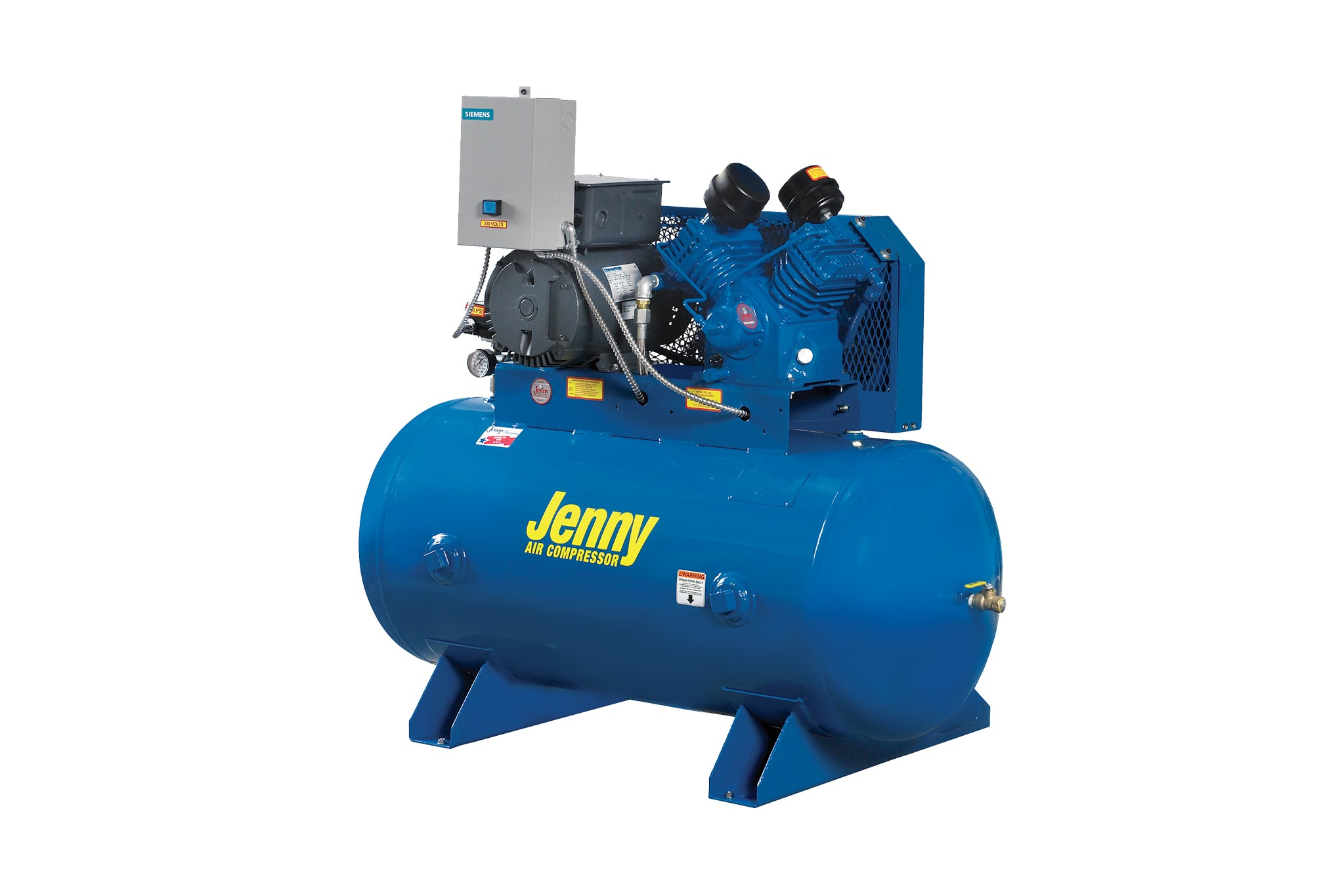 jenny g3a 60 3hp 60 gallon single stage air compressor obsessed garage