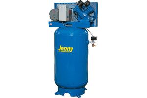 Jenny GT2B-80 2HP 80 Gallon Two Stage Air Compressor