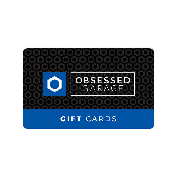 Virtual Obsessed Garage Gift Card