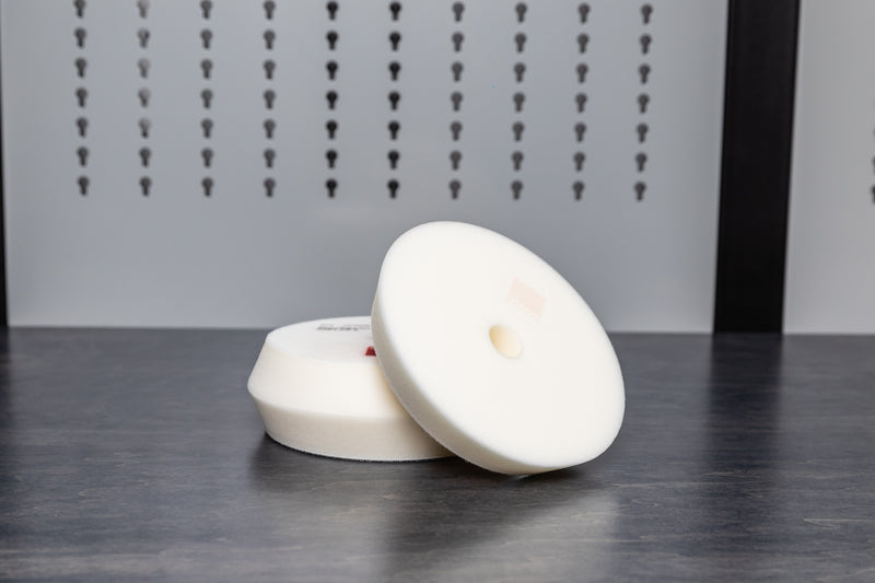 RUPES White (Ultra-Fine) Finishing Pads