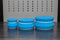 RUPES Blue (Coarse) Foam Polishing Pads
