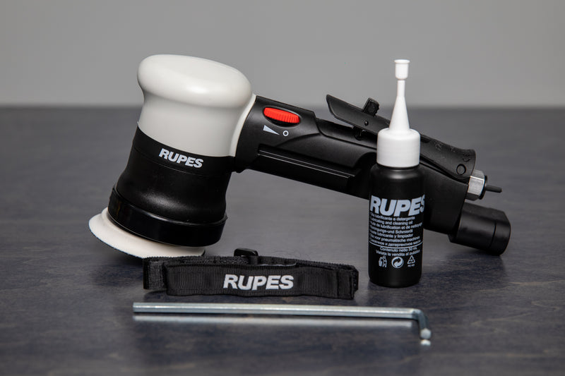 "RUPES LTA75 3"" BigFoot Triple Action Pneumatic Polisher"