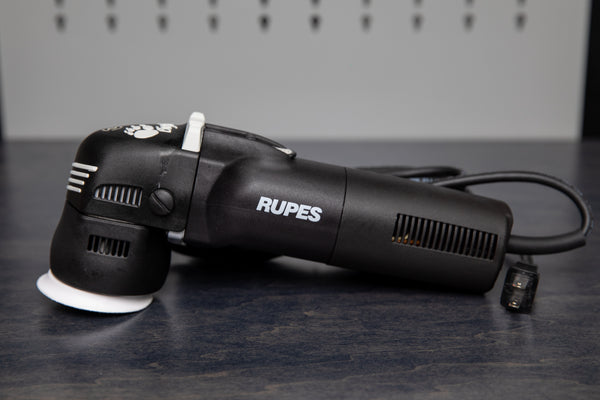 "RUPES LHR75E Mini 3"" Random Orbital Polisher"