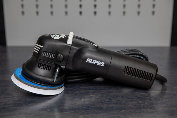 "RUPES LHR12E Duetto 5"" Random Orbital Polisher"